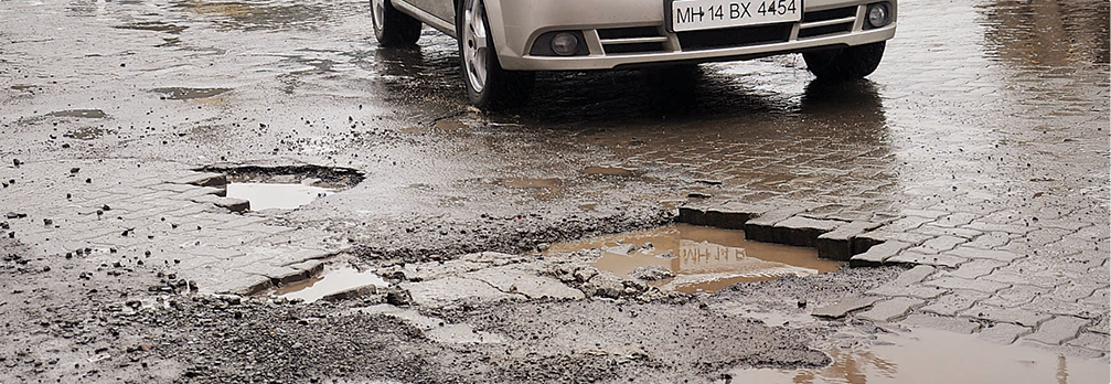 Mumbai Potholes – a Practical Solution